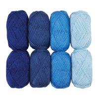 Herrschners 2-Ply Gradient Yarn Pack