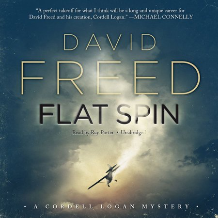 Flat Spin - Audiobook