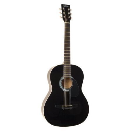 Johnson Acoustic Guitar Review : johnson jg 100 b student acoustic guitar black multi colored ~ Russianpoet.info Haus und Dekorationen
