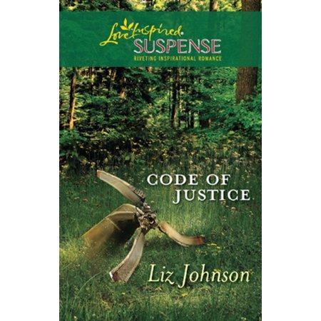Code of Justice - eBook