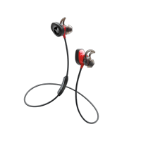 Bose SoundSport Pulse Bluetooth In-Ear Earphones with Mic, NFC & Built-in Heart Rate Sensor (Power Red)