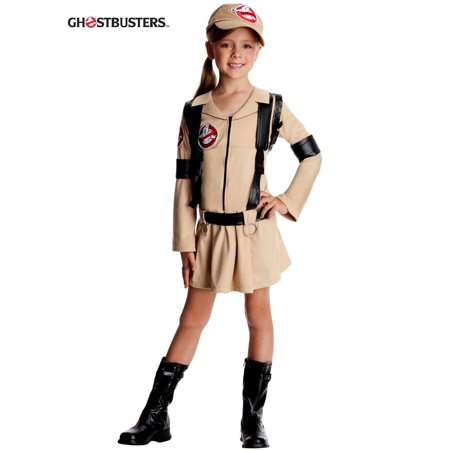 Ghostbuster Girls Costume](Girls Ghostbuster Costume)
