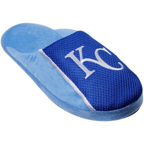 Kansas City Royals Jersey Slide Slippers