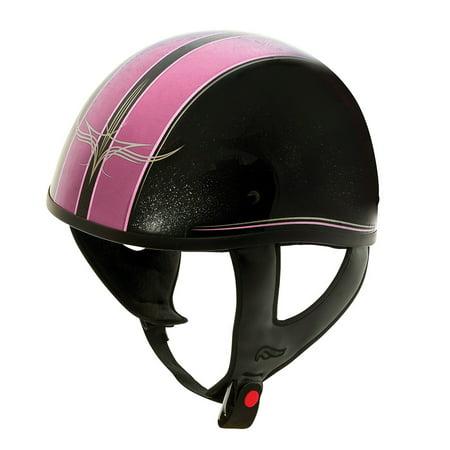Adult Fulmer Motorcycle Helmet Half Helmet Shorty Beanie DOT Approved AF90