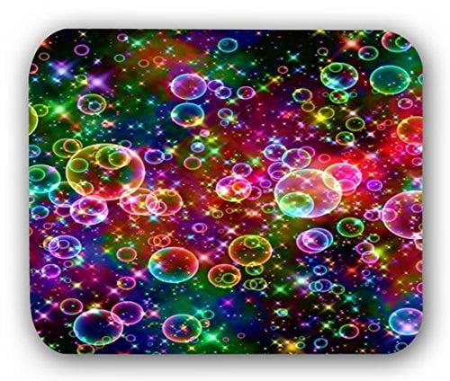 Infopos USA colorful bubbles mousepad anti-slip mouse pad mat mice mousepad desktop mouse pad laptop mouse pad gaming mouse pad by infoposusa
