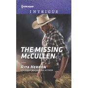 The Missing McCullen - eBook