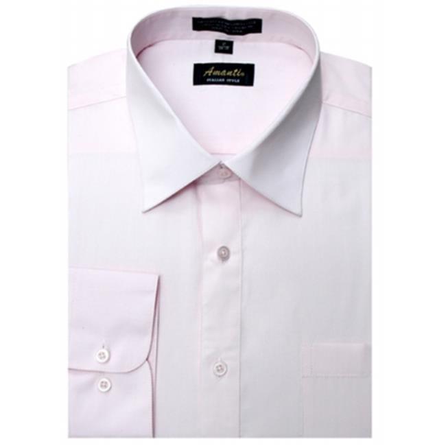 Amanti CL1008--35 Mens Wrinkle Free Dress Shirt -35