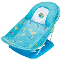 Summer Infant Mother's Touch Deluxe Baby Bather, Blue
