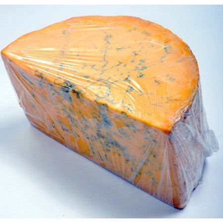 Shropshire Blue Cheese (1 lb) Blue Danube Cheese