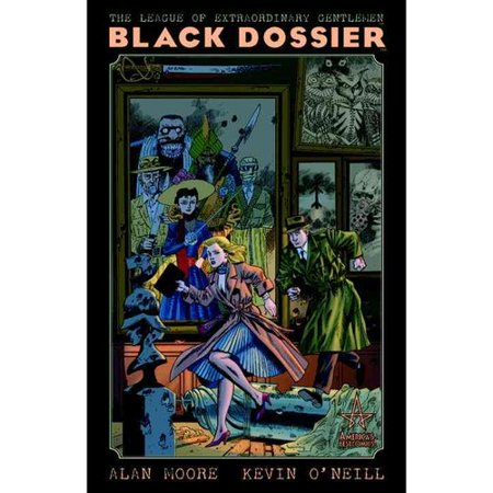 Black Dossier by