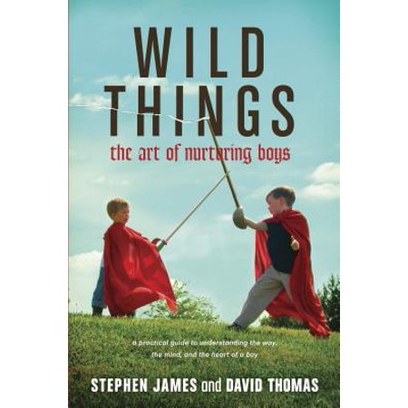 Wild Things : The Art of Nurturing Boys