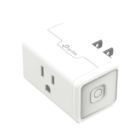 - TP-Link Kasa KP100 Smart Plug Mini, 1-Pack