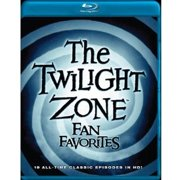 The Twilight Zone: Fan Favorites (Blu-ray) by Paramount