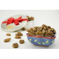 Salted Roasted and Salted Mammoth Pecan Gift Tin
