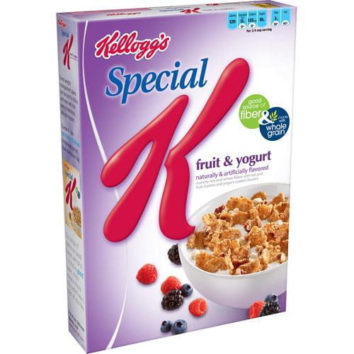 Special K Fruit & Yogurt Cereal, 12.8 oz
