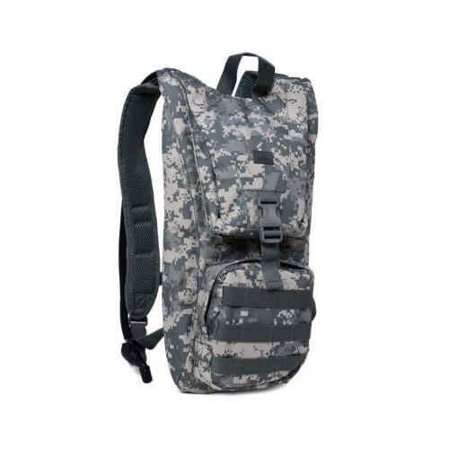 Red Rock Outdoor Gear Piranha Hydration Pack, Acu