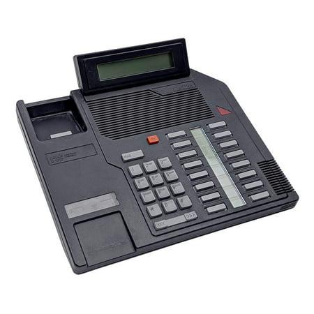 Meridian M2616 NTZK16CA03 Nortel Digital Display Telephone W/ Character Screen Networking Phones / Telephones - Used Very Good Nortel Meridian M2616 Display