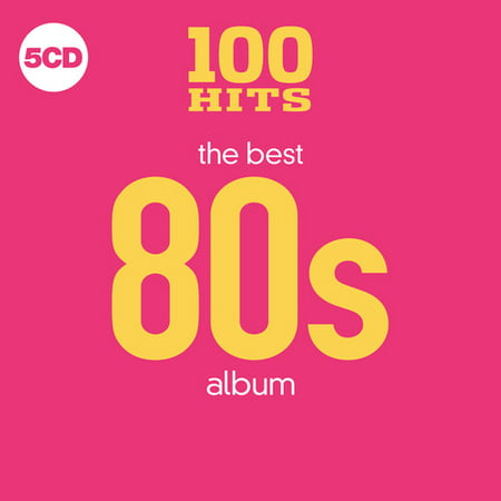 100 Hits: Best 80S Album / Various (CD) (Best Detroit Techno Albums)