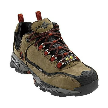 Nautilus Safety Footwear Men's N1392 Steel Safety Toe Athletic (Mens Waterproof Safety Shoes)