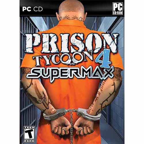 ValuSoft Cosmi Prison Tycoon 4 Super Max (Windows) (Digital Code)