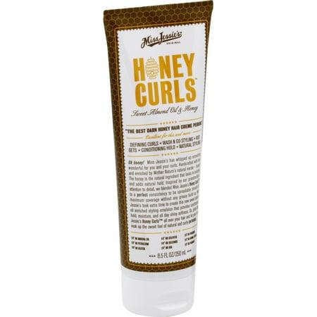 Miss Jessie's Honey Curls 8.5 fl oz