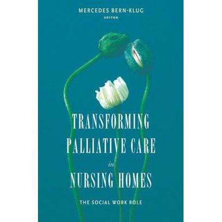 Transforming Palliative Care in Nursing Homes -