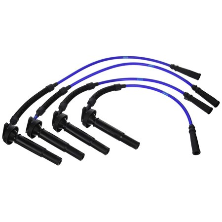 8691 Spark Plug Wire Set, Ready to install. By NGK,USA on installing ignition coil, installing pistons, installing camshaft,