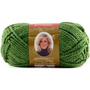 Deborah Norville Collection Serenity Chunky Solid Yarn, Holly