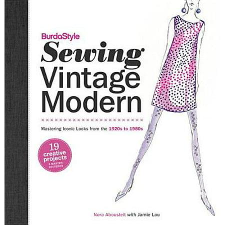 Vintage Collectible Sewing (BurdaStyle Sewing Vintage Modern - eBook )