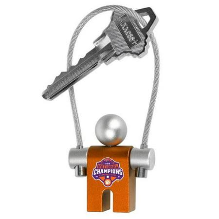 LinksWalker LW-CO3-CL3-JUMPER Jumper Keychain - Clemson Tigers National Championship - image 1 de 1