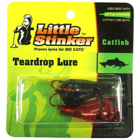Little Stinker Plastic Teardrop Lure