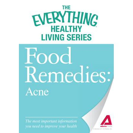 Food Remedies - Acne - eBook