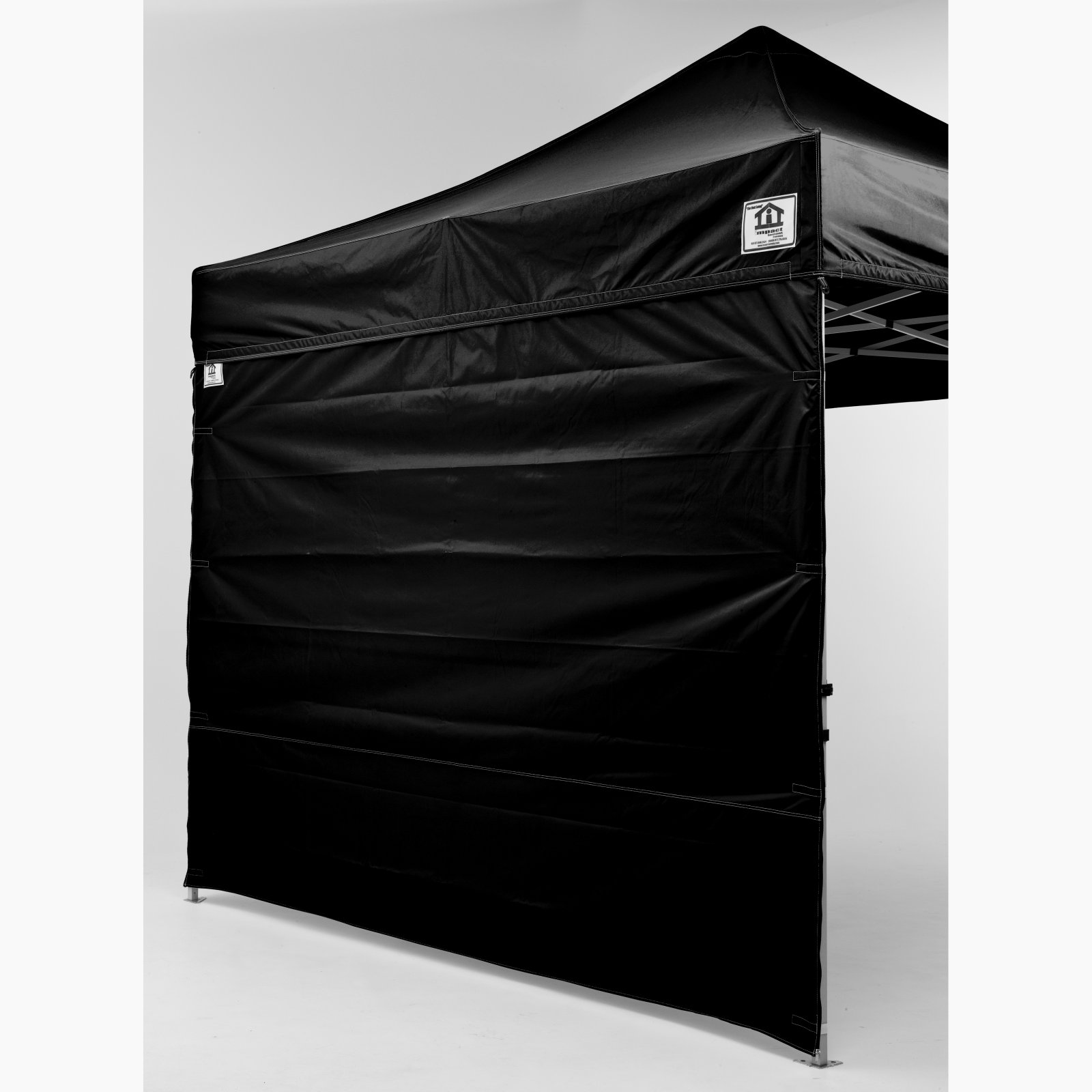 Impact Canopy 10x10 ft. Pop Up Canopy Tent Straight Leg Canopy Sidewalls - Set of  sc 1 st  Walmart & Impact Canopy 10x10 ft. Pop Up Canopy Tent Straight Leg Canopy ...