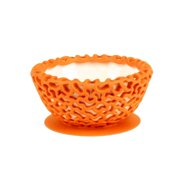 Boon Wrap Protective Bowl Cover - Tangerine