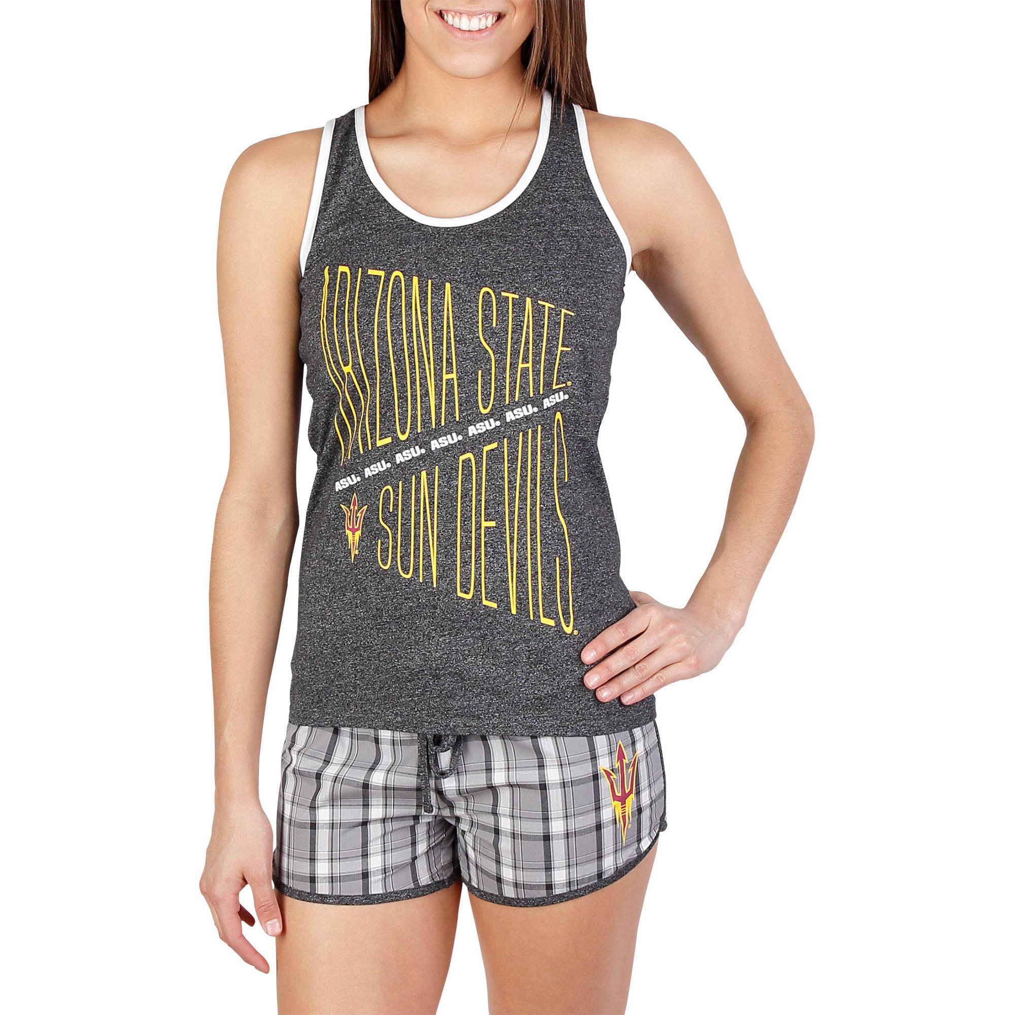NCAA Arizona State Lateral Ladies' Short/Tank Set