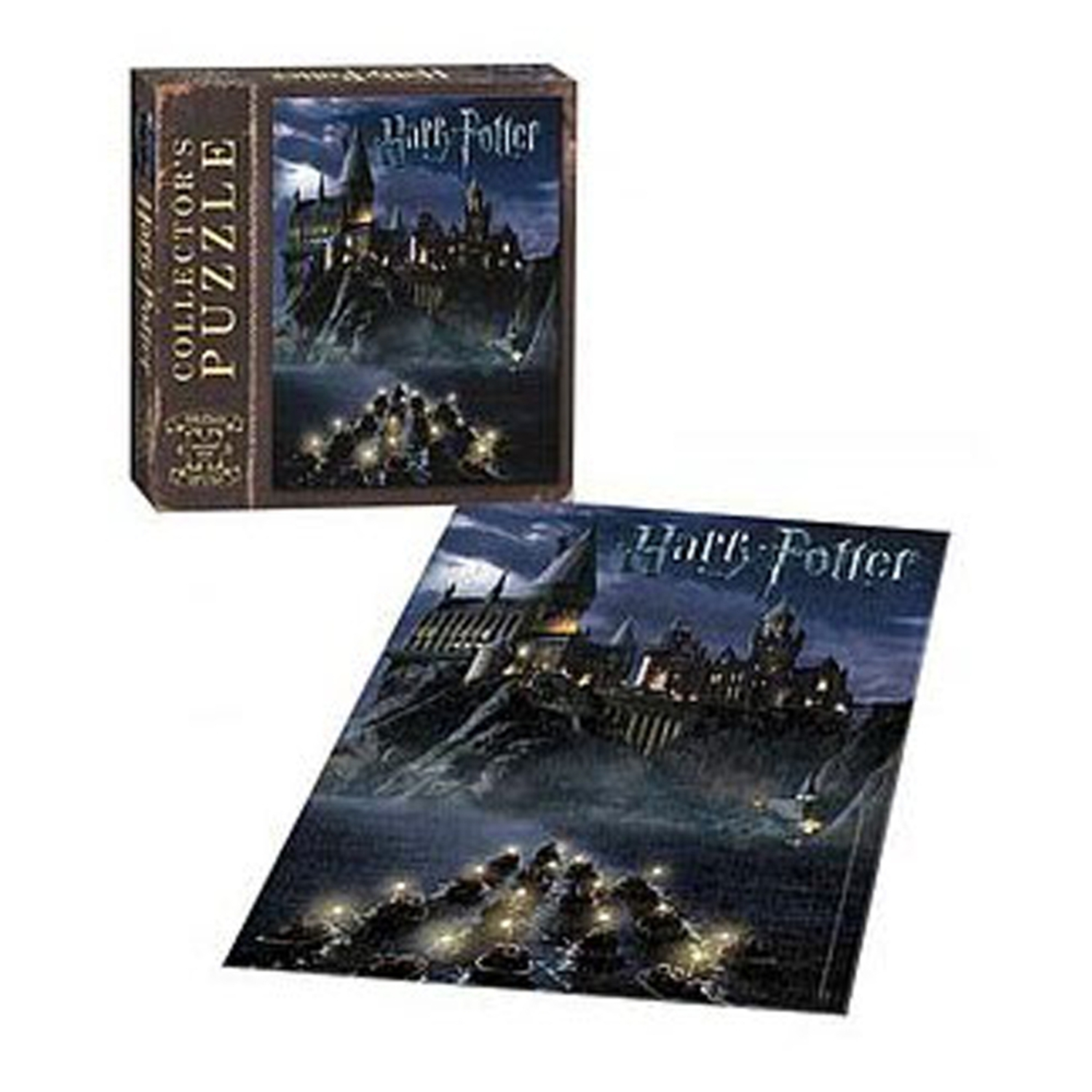 Toy - Puzzle - Harry Potter - World Of Harry Potter