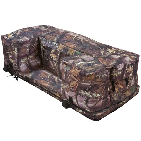 Atv Rack Bag - ATV Rack Bag Utility Pack with Cushion