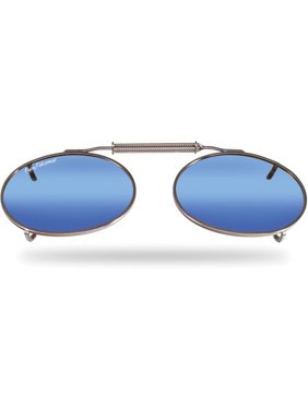 8364230c2e4e Product Image Flying Fisherman Clip-On Sunglasses - Oval