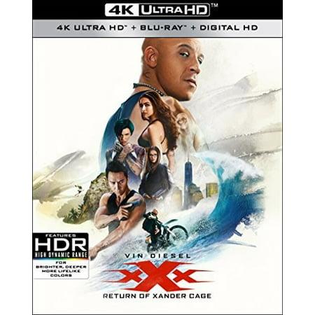 xXx: Return of Xander Cage (4K Ultra HD + Blu-ray)