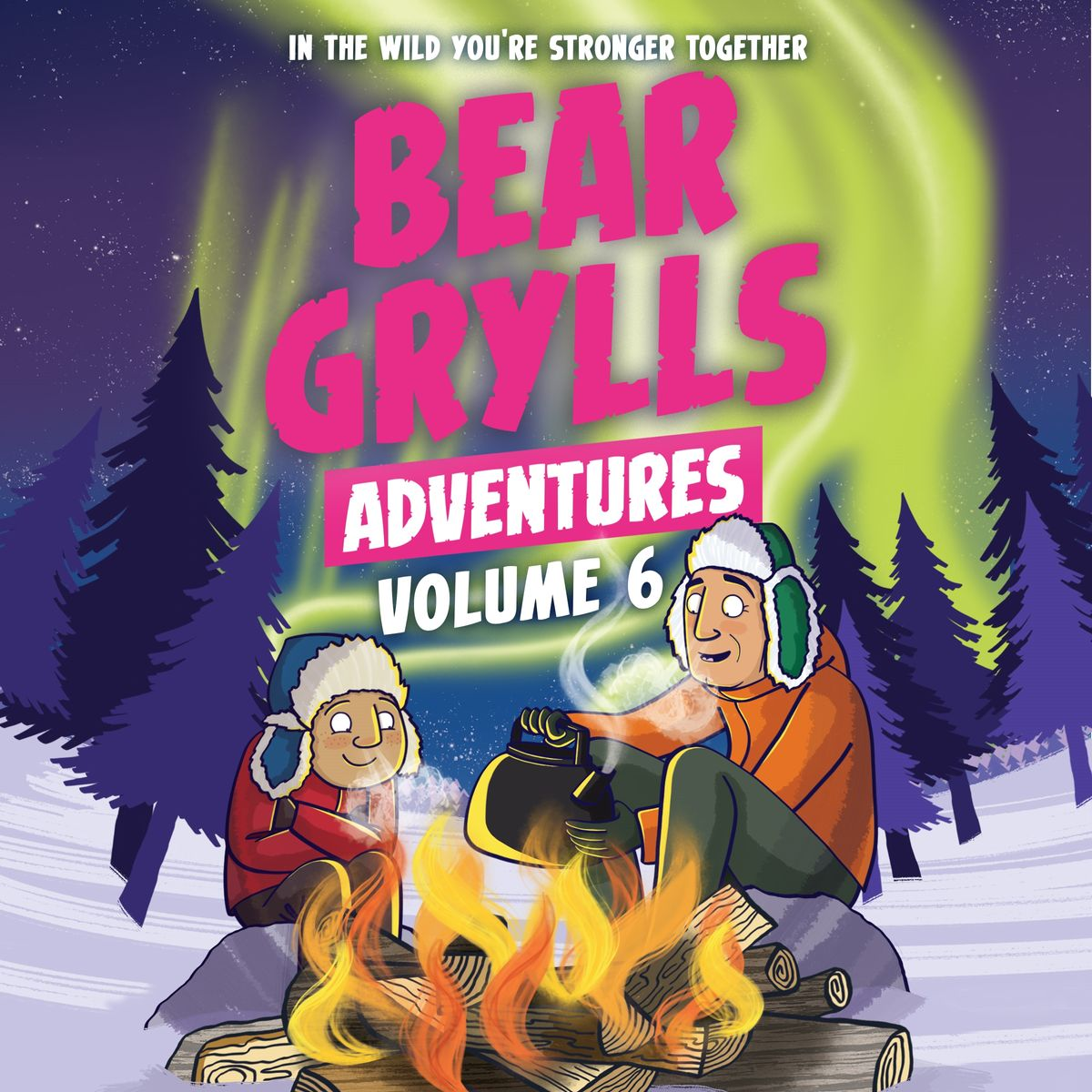 Bear Grylls Adventures Volume 6: Arctic Challenge & Sailing Challenge - Audiobook