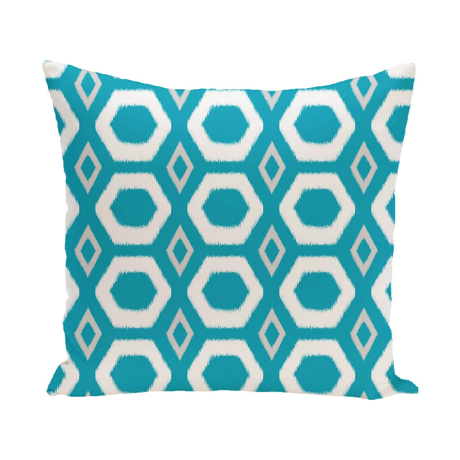 E by Design More Hugs And Kisses Decorative Pillow