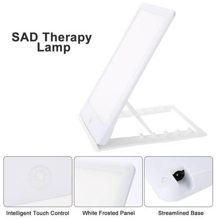 HERCHR SAD Light Lamp, SAD Light Therapy Simulating Natural Daylight Therapy Lamp for Seasonal Affective Disorder, SAD Light