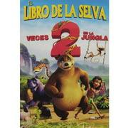 The Jungle Book : Return 2 The Jungle (Spanish) (Widescreen)