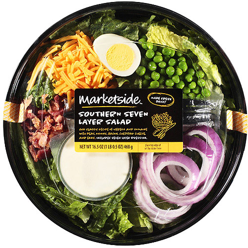 Marketside Southern Seven Layer Salad, 16.5 oz