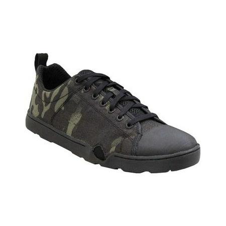 Men's Altama Footwear OTB Maritime Assault Low Boot Blk Mens Footwear
