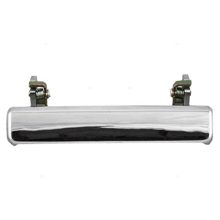 Chrome Tailgate Handle Replacement for Nissan Pickup Truck 9053011W00, High-quality, durable parts By