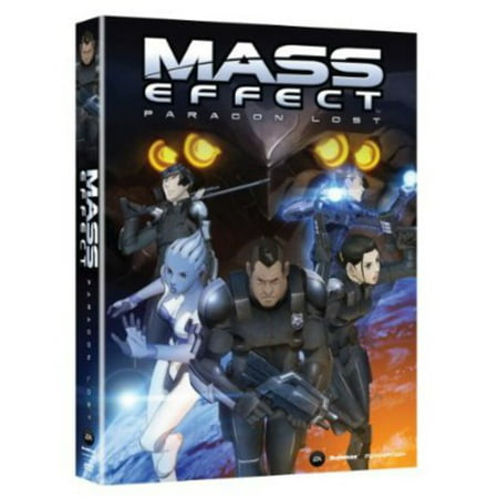 Paragon Effects (Mass Effect: Paragon Lost )