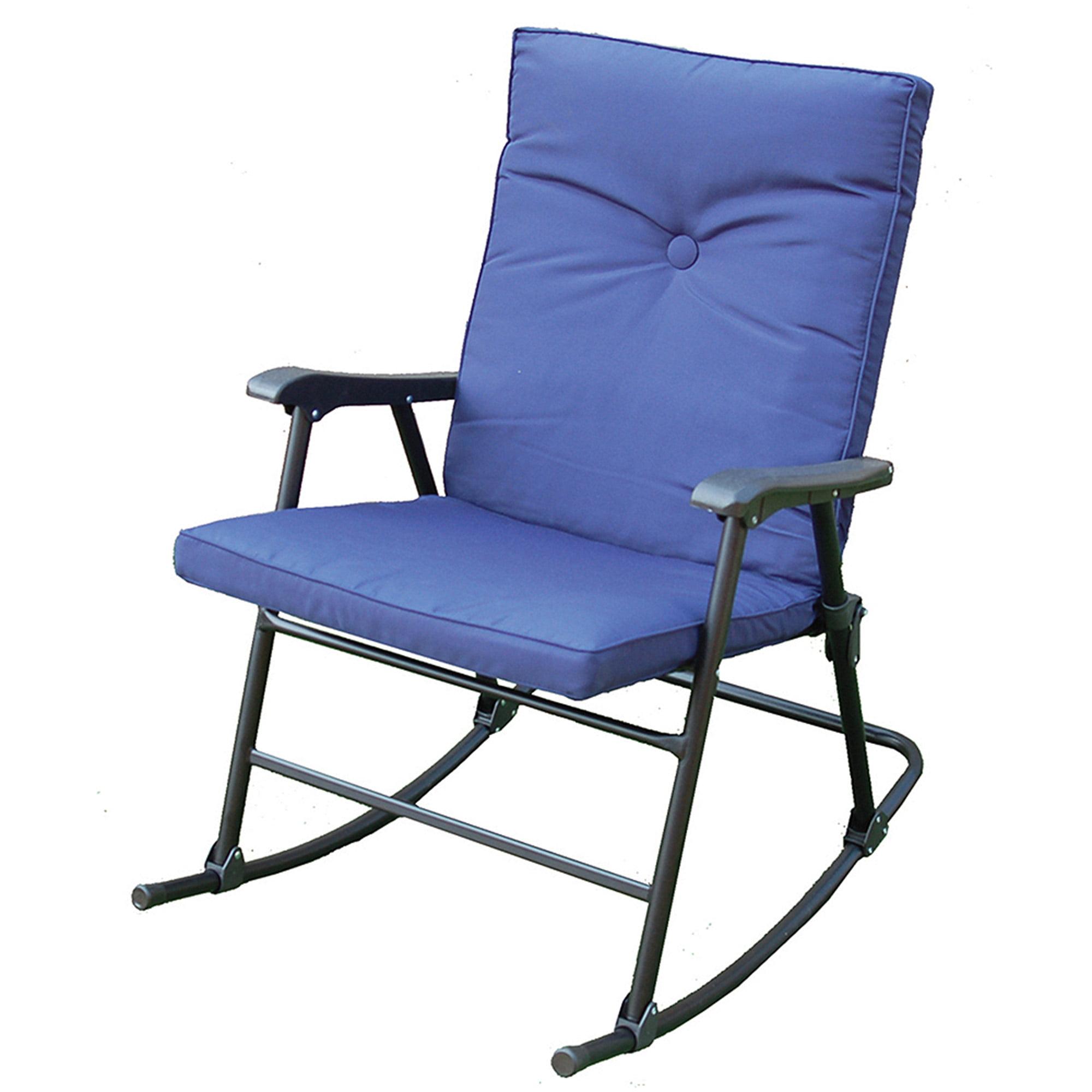 Prime Products La Jolla Rocker California Blue 13 6602 Walmart