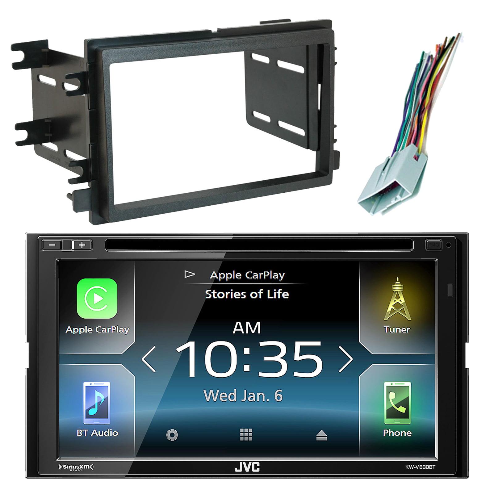[SCHEMATICS_49CH]  JVC KWV830BT Double DIN CD Bluetooth Stereo Car Audio Receiver, Scosche  FD1426B Dash Kit Install Kit, w/ FD23B Radio Wire Harness (Fits 2004-Up  Select Ford) - Walmart.com - Walmart.com | Fd23b Wiring Harness |  | Walmart.com