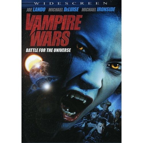 VAMPIRE WARS [DVD] [2006] [ENGLISH]